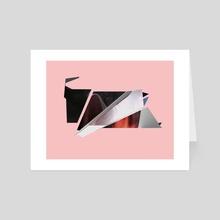 PHANTOM #000 - Art Card by Ron Li
