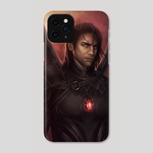 Commander  - Phone Case by Dominique Wesson