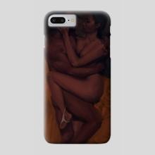 Power - Phone Case by Jide Allen