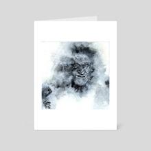 BELLICOSO UNO - Art Card by GOLETTO