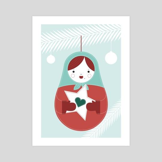 Seasons Greetings by Katrin Ewert