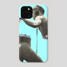Music Psicodelia - Phone Case by Andres Sc