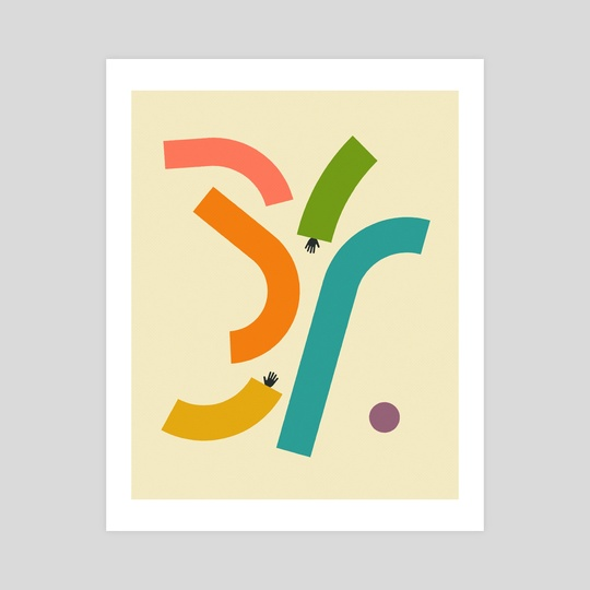 REACH (2) by Jazzberry Blue