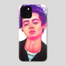 Pastel Dreamer - Phone Case by Bree Brennan