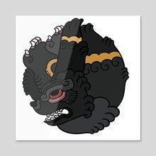 Umbreon - Acrylic by Monarobot