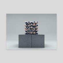 Big Brother - Canvas by Selçuk Güçer