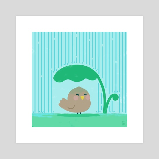 Rainy Day by Bree Lundberg