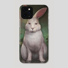 Bugsy - Phone Case by Burton Gray