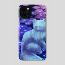 Liquid Impressions - Phone Case by Yvonne Bea