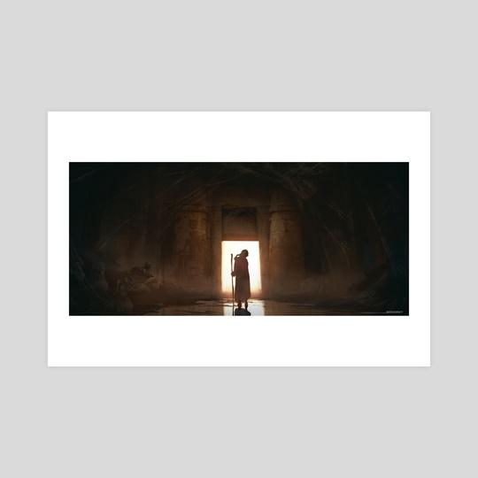 Tomb Raider by jorge Gonzalez