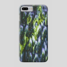 other electric forest - Phone Case by drewmadestuff
