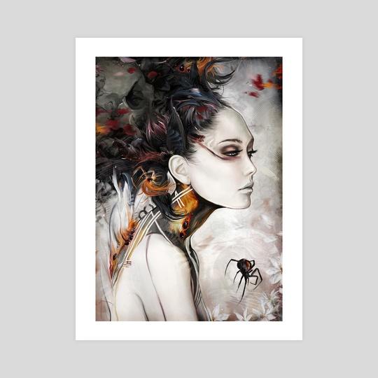 Black Widow by bruno wagner
