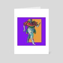 Automaton - Art Card by Nicholas Picciano