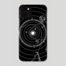 Astrum - Phone Case by Feroniae