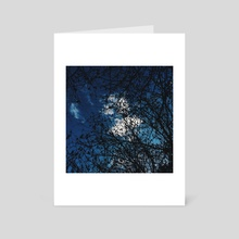 Sky - Art Card by Miguel Johnson