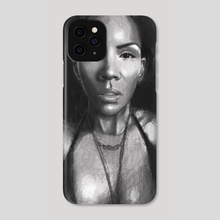 Deviant Beauty - Phone Case by MARK CLARK II