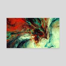 Dynamic - Canvas by Andi GreyScale