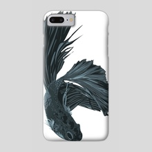 Betta Fish - Phone Case by Sarah Lee