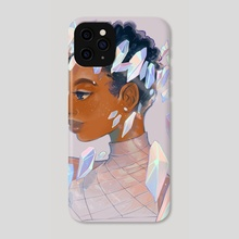 Crystal - Phone Case by Geneva Bowers
