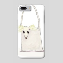 Chi Tote - Phone Case by Kim Gaul