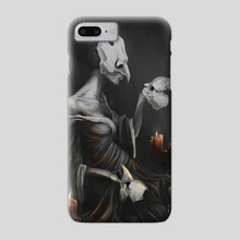 What mask will you wear today? (Color) - Phone Case by Efrain Sosa