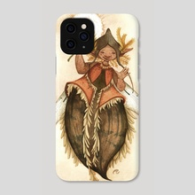 Faerie Sedari - Phone Case by Tiffany England