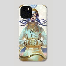 Anointed With Stars - Phone Case by Merilliza Chan