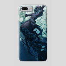Jellymaid - Phone Case by Travis Purvis