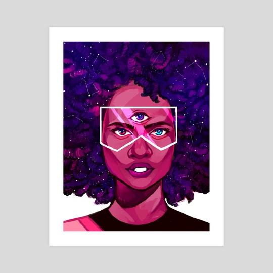 Garnet by Whitney Salgado
