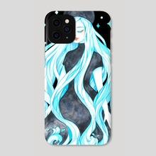 Esprit de l'Eau  - Phone Case by Lune ☾