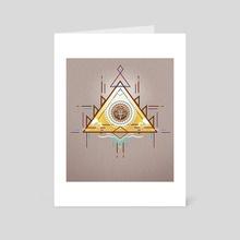 insight logo - Art Card by stuart griggs