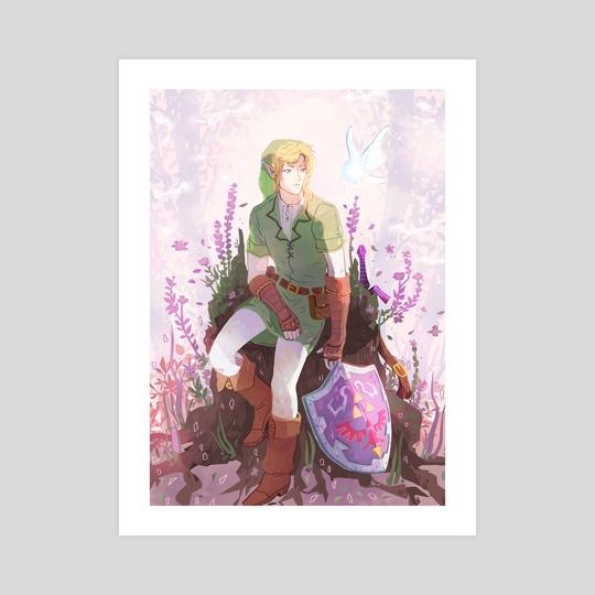 Fairy Boy by Sam Jacobin