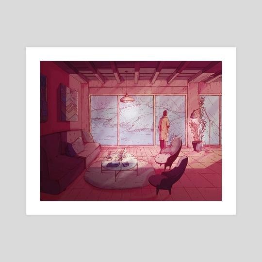 Red Room by Veronica Gonzalez