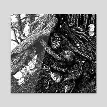 Goodbye - Acrylic by elverbo studio
