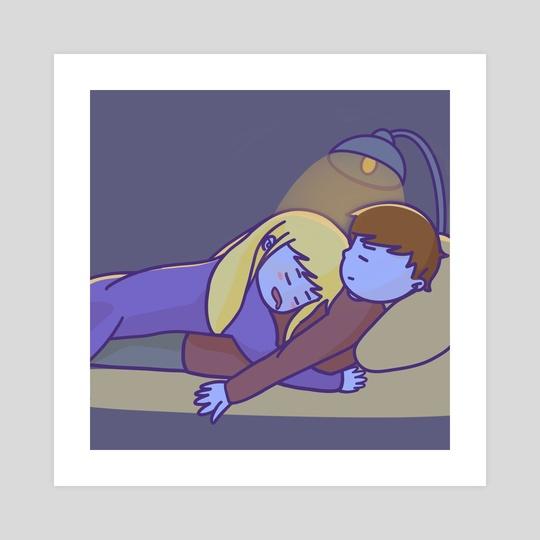 SLEEP ON YOUR CHEST by Ka Ka