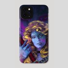 LadyHawke - Phone Case by Raul Jimenez