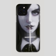 Priest's Daughter - Phone Case by Jesse Johnson