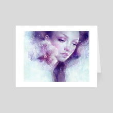 February - Art Card by Anna Dittmann