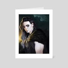 Yasha Nydoorin - Art Card by Claudio Pozas