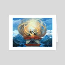 Dragon's Eye Servants - Art Card by Jason Rainville