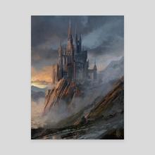 Wildemount Castle - Canvas by Kent Davis