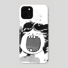 Holler - Phone Case by Shannon McNeill