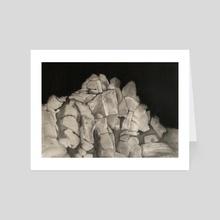 The Hill We Climb - Art Card by Patti Tronolone