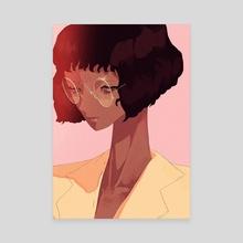 Solita - Canvas by Antonio Wisesa