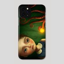 Heartlight - Phone Case by Eda Herz