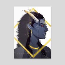 Jotun Loki - Acrylic by Satureja