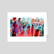 See Me After - Art Card by Tracy Lee