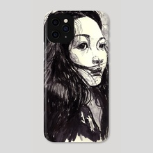 Sherry - Phone Case by Vin Ganapathy