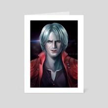 Dante - Art Card by Leoren