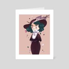 Eclipsa - Art Card by Kaitlyn
